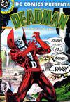 Cover for DC Comics Presents (Comic Art, 1992 series) #5