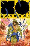 Cover Thumbnail for X-O Manowar (2017) (2017 series) #15 [Cover C - Keron Grant]