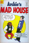 Cover for Archie's Madhouse (Archie, 1959 series) #5 [British]