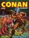 Cover for Conan Spada Selvaggia (Comic Art, 1986 series) #10