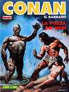 Cover for Conan Spada Selvaggia (Comic Art, 1986 series) #11