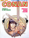 Cover for Conan Spada Selvaggia (Comic Art, 1986 series) #88