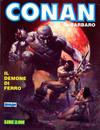 Cover for Conan Spada Selvaggia (Comic Art, 1986 series) #3