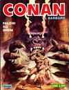 Cover for Conan Spada Selvaggia (Comic Art, 1986 series) #4