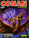 Cover for Conan Spada Selvaggia (Comic Art, 1986 series) #9