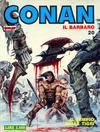 Cover for Conan Spada Selvaggia (Comic Art, 1986 series) #20