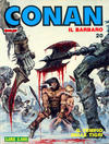 Cover for Conan Spada Selvaggia (Comic Art, 1986 series) #20