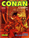 Cover for Conan Spada Selvaggia (Comic Art, 1986 series) #23