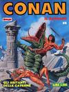 Cover for Conan Spada Selvaggia (Comic Art, 1986 series) #25
