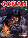 Cover for Conan Spada Selvaggia (Comic Art, 1986 series) #26