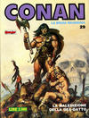 Cover for Conan Spada Selvaggia (Comic Art, 1986 series) #29