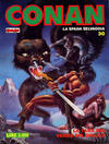 Cover for Conan Spada Selvaggia (Comic Art, 1986 series) #30