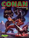 Cover for Conan Spada Selvaggia (Comic Art, 1986 series) #30