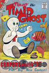Cover for Timmy the Timid Ghost (Charlton, 1956 series) #26 [British]