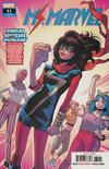 Cover for Ms. Marvel (Marvel, 2016 series) #31