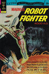 Cover for Magnus, Robot Fighter (Western, 1963 series) #34 [20¢ Price Variant]