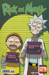 Cover for Rick and Morty (Oni Press, 2015 series) #39 [Cover A - Marc Ellerby]