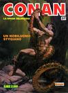 Cover for Conan Spada Selvaggia (Comic Art, 1986 series) #37