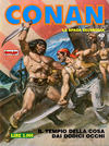 Cover for Conan Spada Selvaggia (Comic Art, 1986 series) #40