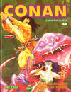 Cover for Conan Spada Selvaggia (Comic Art, 1986 series) #49