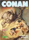 Cover for Conan Spada Selvaggia (Comic Art, 1986 series) #62
