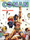 Cover for Conan Spada Selvaggia (Comic Art, 1986 series) #78