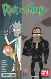 Cover for Rick and Morty (Oni Press, 2015 series) #39 [Cover B - Howard Shum]