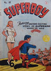 Cover for Superboy (K. G. Murray, 1949 series) #18