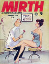 Cover for Mirth (Hardie-Kelly, 1950 series) #55