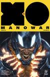 Cover for X-O Manowar (Valiant Entertainment, 2017 series) #4 - Visigoth