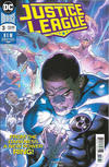 Cover for Justice League (DC, 2018 series) #3 [Jorge Jimenez Cover]