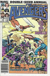 Cover for The Avengers Annual (Marvel, 1967 series) #14 [Newsstand]