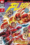 Cover for The Flash (DC, 2016 series) #50 [Howard Porter Cover]