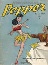 Cover for A Pocketful of Pepper (Hardie-Kelly, 1944 ? series) #4