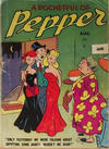 Cover for A Pocketful of Pepper (Hardie-Kelly, 1944 ? series) #3