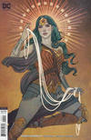 Cover Thumbnail for Wonder Woman (2016 series) #49 [Jenny Frison Variant Cover]