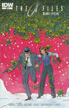 Cover Thumbnail for The X-Files X-Mas Special (2014 series) #2014 [Retailer Incentive Cover]