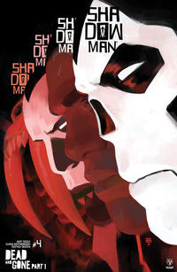 Cover Thumbnail for Shadowman (2018) (Valiant Entertainment, 2018 series) #4 [Cover A - Tonci Zonjic]