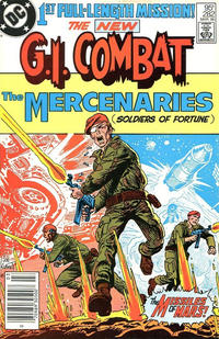Cover Thumbnail for G.I. Combat (DC, 1957 series) #282 [Canadian]