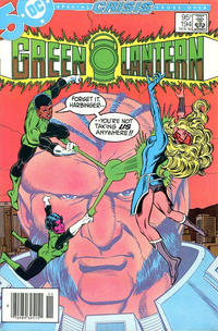 Cover Thumbnail for Green Lantern (DC, 1960 series) #194 [Canadian]