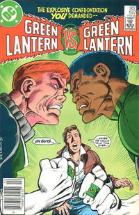 Cover Thumbnail for Green Lantern (DC, 1960 series) #197 [Canadian]