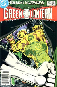 Cover Thumbnail for Green Lantern (DC, 1960 series) #199 [Canadian]