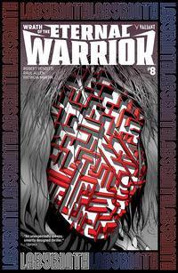 Cover Thumbnail for Wrath of the Eternal Warrior (Valiant Entertainment, 2015 series) #8 [Cover B - Pere Pérez]