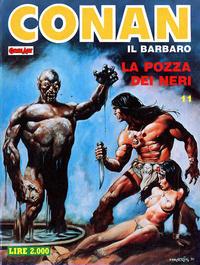 Cover Thumbnail for Conan Spada Selvaggia (Comic Art, 1986 series) #11