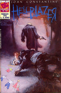 Cover Thumbnail for Hellblazer (Comic Art, 1994 series) #10