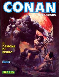 Cover Thumbnail for Conan Spada Selvaggia (Comic Art, 1986 series) #3