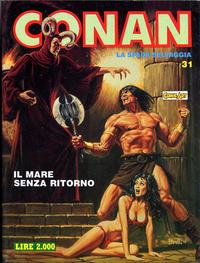 Cover Thumbnail for Conan Spada Selvaggia (Comic Art, 1986 series) #31
