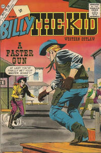 Cover Thumbnail for Billy the Kid (Charlton, 1957 series) #36 [British]