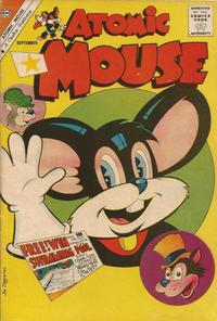 Cover Thumbnail for Atomic Mouse (Charlton, 1953 series) #44 [British]