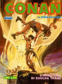 Cover Thumbnail for Conan Spada Selvaggia (Comic Art, 1986 series) #42